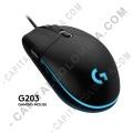 Teclados y Mouse para Gamers, Oficina y Hogar, Webcams y Diademas, Marca: Logitech - Combo 4 en 1 Logitech para Gaming, incluye Teclado G213, Mouse G203, Diadema G230 y Pad Mouse G240