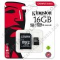 Tarjeta Micro SD Class 10 Canvas Select de 16GB - SDCS/16GB