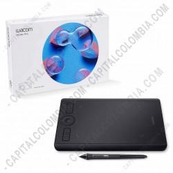 Ampliar foto de Tableta Wacom Intuos Pro Touch Small PTH460 - Lápiz con 8.192 niveles de presión