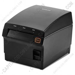 Ampliar foto de Impresora térmica Bixolon SRP-F312IICOSK puertos Ethernet y USB
