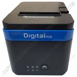 Ampliar foto de Impresora Térmica para punto de venta POS 80mm USB+Serial+Ethernet DigitalPos  - DIG-C80250II