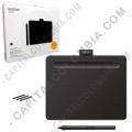 Tabla Digitalizadora Wacom Intuos S Black - Lápiz 4K - CTL-4100