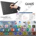 Tabletas Digitalizadoras XP-Pen, Marca: Xp-Pen - Tabla Digitalizadora XP-Pen G640S con lápiz 8K y área activa de 16.38cm x 10.16cm