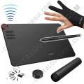 Tabletas Digitalizadoras XP-Pen, Marca: Xp-Pen - Tabla Digitalizadora XP-Pen DECO03 Inalámbrica y USB con lápiz 8K - área activa de 25.4cm x 14.27cm