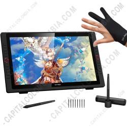 Ampliar foto de Display Digitalizador XP-Pen Artist 22R Pro con 2 lápices 8K - 20 teclas de acceso rápido - área activa de 47.61cm x 26.78cm