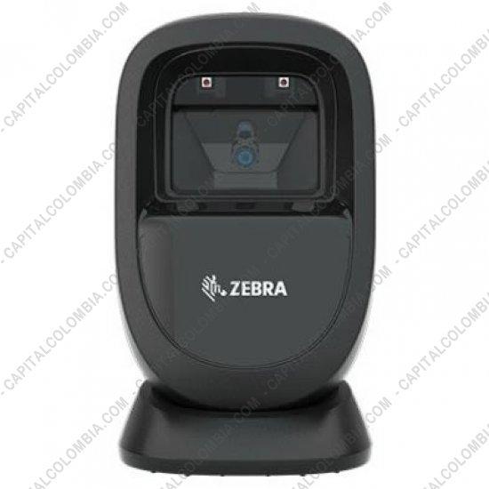 Lectores de Códigos de Barras, Marca: Zebra - Lector de códigos de barras Omnidireccional Zebra DS9308 - Lectura 1D y 2D -  Conexión USB