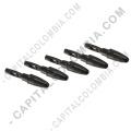 Tabletas Digitalizadoras XP-Pen, Marca: Xp-Pen - Kit de cinco (5) puntas de repuesto negras para tablas digitalizadoras Xp-Pen con lápiz P01, P02, P03 y P05