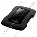 Disco Duro Externo ADATA 4 Terabytes color negro - AHD330-4TU31-CBK
